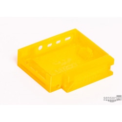 CooliPi 4B Case - Yellow
