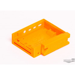 CooliPi 4B Case - Orange